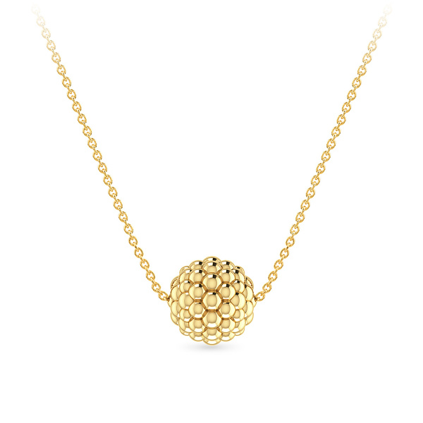 Geltono aukso pakabukas  Taurus Jewels